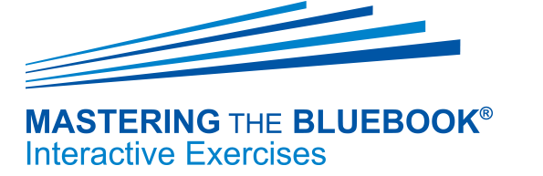<i>Mastering</i> The Bluebook <i>Interactive Exercises 2020-21 Edition</i>